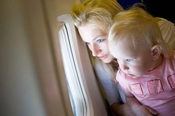 Ταξιδεύοντας με το μικρό σας στις διακοπές