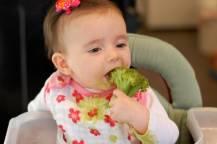 Baby led-weaning: Νέα μέθοδος διατροφής μετά τον απογαλακτισμό