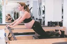 Pilates για εγκύους