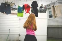 τα ρούχα του παιδιού