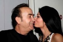 Ο Σταμάτης Γονίδης πάντρεψε την κόρη του