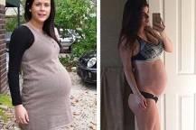 Λιγότερο βάρος σε τρίτη εγκυμοσύνη με δίδυμα