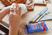 Wet Hankies Antibacterial – Η σίγουρη προστασία κατά των μικροβίων