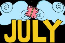 Junior αστρολογικές προβλέψεις Ιουλίου