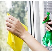 Αόρατα τζάμια με φυσική υλικά από το σπίτι σας.