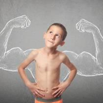 Ενθαρρύνοντας την υγιή εικόνα του σώματος του παιδιού μας