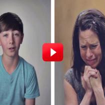Μαμά: πώς σας βλέπει το παιδί σας; (βίντεο)