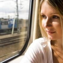 Ταξιδεύοντας με το τραίνο