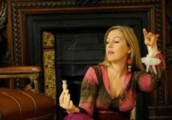 Σάσα Βούλγαρη - μια ζωή σαν παραμύθι!!!