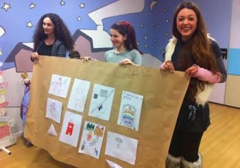 Παιδικό θέατρο: Η πριγκίπισσα & το μπιζέλι