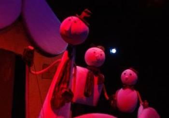 """""""Οι τρεις Χιονάνθρωποι"""""""