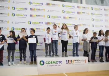 2ος Διαγωνισμός Εκπαιδευτικής Ρομποτικής – COSMOTE