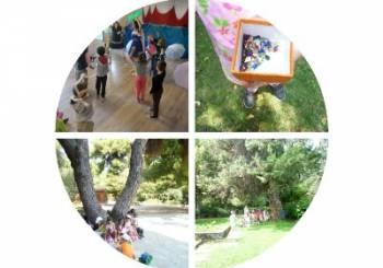 Δημιουργικό καλοκαίρι στην Αθήνα για παιδιά 4 – 12 ετών!