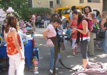 Bazaar Συνδέσμου θηλασμού Ελλάδος