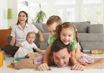 Απλοί τρόποι για να κάνετε το παιδί σας να αισθανθεί «καλά»!