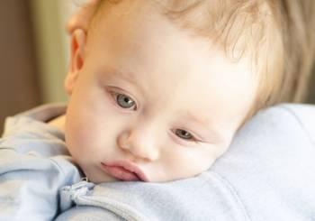Όταν το μωρό μας είναι άρρωστο