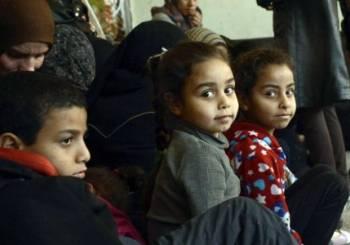 Το Ισλαμικό Κράτος σταύρωσε δύο αγόρια