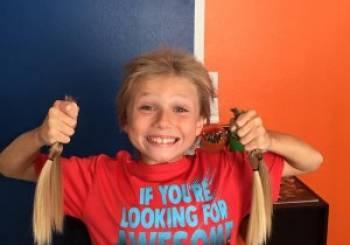 Ένας 8χρονος μικρός ήρωας!