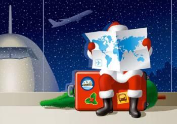 Ταξιδεύοντας με παιδιά στις γιορτές
