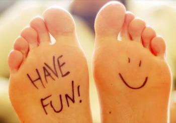Πώς να διασκεδάσετε όπως τα παιδιά. 15 χαρούμενες συμβουλές