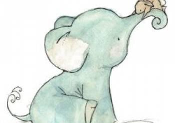 Τραγούδια για μωρά - Ελεφαντάκι