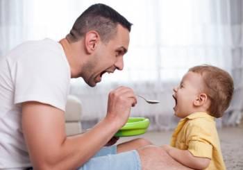 Ο ρόλος του συζύγου μετά τον ερχομό του παιδιού
