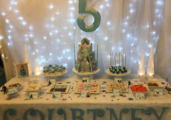 Παιδικό πάρτι με θέμα το παιδικό Frozen