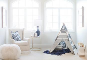 Το παιδικό δωμάτιο της blogger Emily Jackson