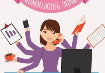 Καριέρα και μητρότητα