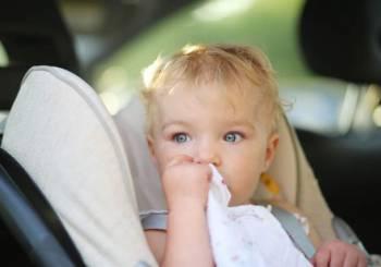 Κίνδυνος θερμοπληξίας στο αυτοκίνητο