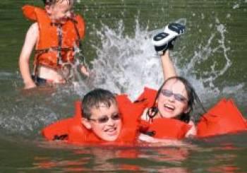 Είναι το παιδί μου έτοιμο για μάθημα κολύμβησης;