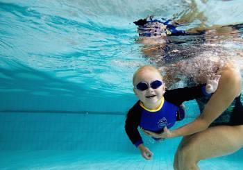 Κολύμβηση στην Αττική, για παιδιά