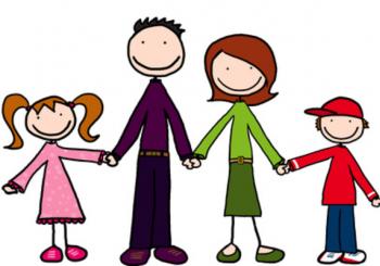 Μικρή οικογένεια και παιδί