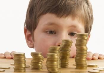 Μιλώντας στα παιδιά για την οικονομία