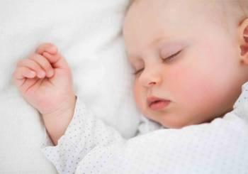 Όταν το μωρό δεν μπορεί να κοιμηθεί