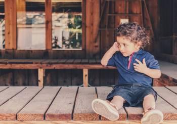 Τα όρια στη ζωή του παιδιού