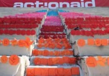 Η ActionAid γιόρτασε  15 χρόνια με πολύ χρώμα!