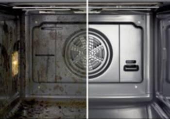 Καθαρίστε φυσικά το φούρνο της κουζίνας σας