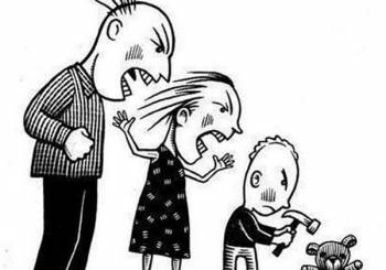H «τιμωρία» των μικρών παιδιών