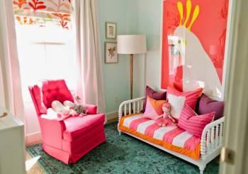 Παιδικά δωμάτια γεμάτα φαντασία