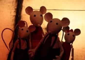 """ΕΛΗΞΕ ο διαγωνισμός για την παράσταση """"Ο ποντικός και η θυγατέρα του"""" (23/3)"""