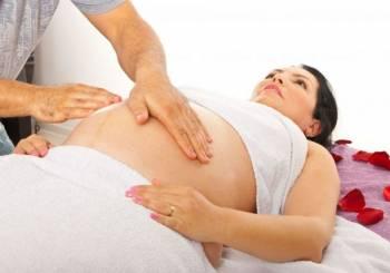 Spa περιποίηση, στη διάρκεια της εγκυμοσύνης.
