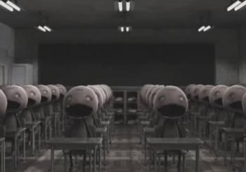 «Παιδιά» ενα μικρού μήκους animation για την πίεση στο σχολείο