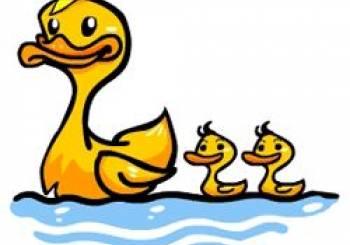 Τραγούδια για μωρά - Τα παπάκια