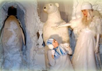 Η Βασίλισσα του Χιονιού του Χανς Κρίστιαν Άντερσεν