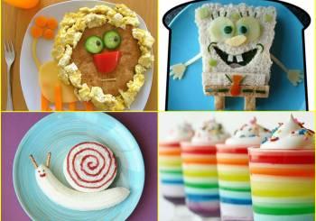 12 υπέροχα σνακ για να τρώνε τα παιδιά σας φρούτα και λαχανικά