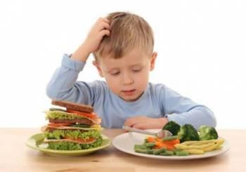 Ερωτήσεις για την διατροφή του παιδιού σας