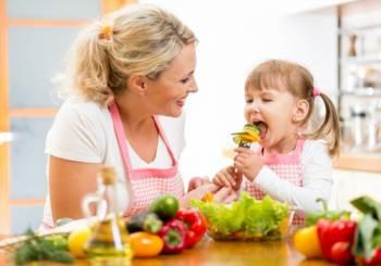 Τρόφιμα για τα μικρά παιδιά