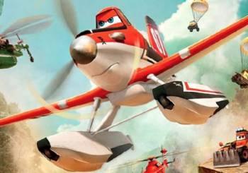 Αεροπλάνα 2: Ιπτάμενοι πυροσβέστες!