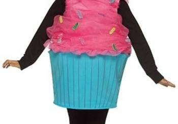 Αποκριάτικες στολές για παιδιά: Cupcake